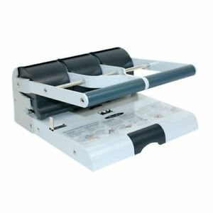 New Swingline High Capacity Adjustable 2 3 Hole Punch 74650 Free Shipping