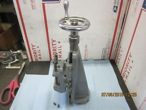 Atlas Craftsman 6 Lathe Milling Attachment M6 501