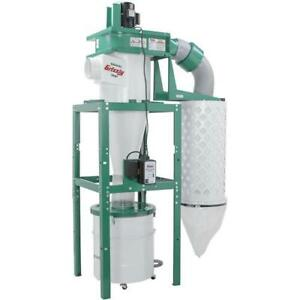G0441 3 Hp Cyclone Dust Collector