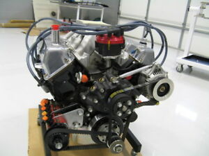 Ford Svo 355ci Oval Track Drag Rally Off Road Race Engine