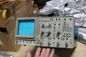 Tektronix 2247a Four Channel 100 Mhz Oscilloscope