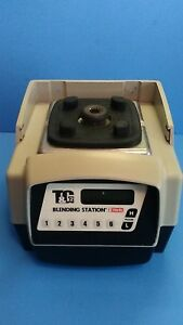 Free Shipping Vitamix T g 2 Blending Station Base Only Used Works Vm0115a