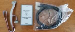 Ti Texas Instruments Usb Interface Adapter Hpa 172 W Jtag Cable Hpa172