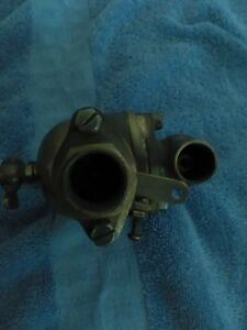 Antiqu Brass Acorn Carburetor Hit And Miss Engine Early Motorcycle