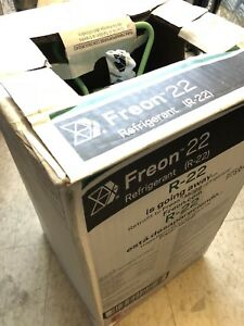 R22 Refrigerant 30 Lb New Freon R 22 Local Pick Up Only No Shipping Sealed