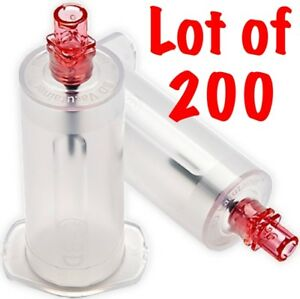 364880 Bd Vacutainer Blood Transfer Device Holder W Sample Female Lure Adapter