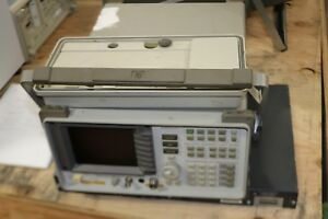 Hp Agilent 8591a Spectrum Analyzer 9 Khz To 1 8 Ghz Opt 021