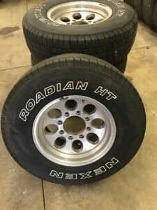 Tires And Rims Used 16 Inch