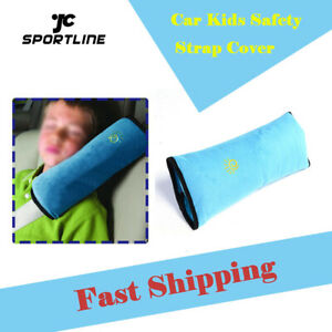 Car Kids Safety Strap Cover Harness Pillow Shoulder Seat Belt Pad Child Cushion