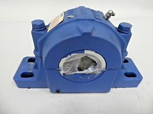 Skf Fsaf 22517 Pillow Block Housing 4 Bolt Split 2 15 16 Fsaf22517