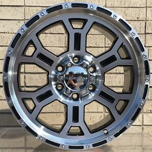 4 New 17 Wheels Rims For Ford 2005 2019 F150 Expedition Raptor 6 Lug 27128