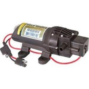 Sump Pumps 5275086 High Flo 12 Volt Diaphragm Sprayer 35 Psi Max 1 0 Gpm 4 Amps