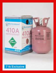 New Virgin R410a 7 Lb Exclusively From Refrigerant For Less Lowest Price On Ebay