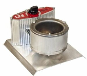 ELECTRIC LEAD Melting Pot Metal Melter Furnace Casting Molds Spout NEW