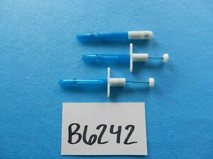Staar Surgical Ophthalmic Inserter Instruments Lot Of 3