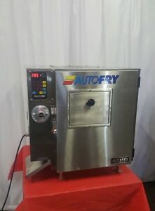 Autofry Mti 10 Ventless Hoodless Countertop Commercial Deep Fryer