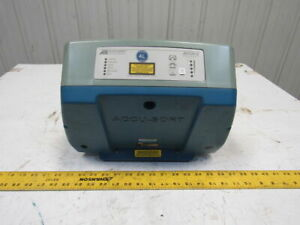 Accu sort Axiom x 4l In Process Laser Bar Code Scanner Solution Head