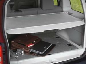 2008 2012 Jeep Liberty Grey Cargo Area Security Shade Cover 82211077