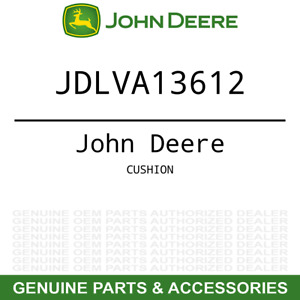 Oem Seat Cushion John Deere 110 Tractor Loader Backhoe Lva13612