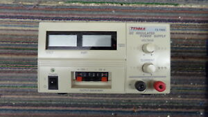 Tenma 72 7660 Dc Regulated Power Supply free Shipping