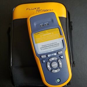 new Fluke Lrat 2000 Linkrunner At 2000 Network Auto Tester With Fiber Support