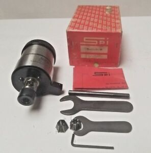 Spi Number 4 1 2 Tapping Head Drill Press 76 005 8 New