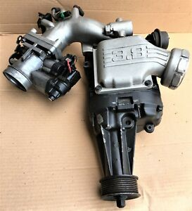 Pull Off Oem Supercharger Fits 3 8l Ford Thunderbird Sc Eaton M90