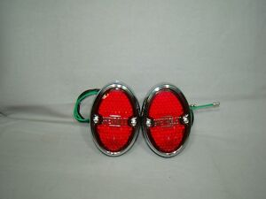 33 34 35 Chevy Car Led Tail Lights 33 Chevy Tail Lights 34 Chevy Tail Lights