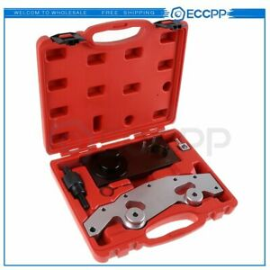 Camshaft Alignment Timing Tool Kit And Double Vanos For Bmw M52tu m54 m56