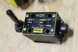 New Parker Hydraulic Directional Control Valve D3l1nn