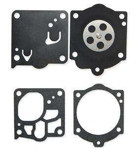 Wacker Complete Diaphragm Kit For Wj127 Carburetor On Bts635 Cut off Saws 213780