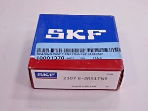 Skf 2307e 2rs1tn9 Self aligning Ball Bearing