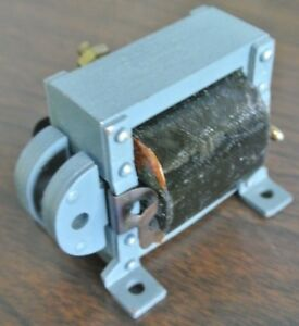 General Electric Cr9503208dag202 Solenoid Pull Form 110v 60hz New Surplus