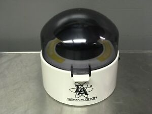 Sigma aldrich Micro Centrifuge 6 000rpm Used Tested Excellent