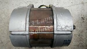 Washer Motor 208 240v 60hz 1ph For Wascomat W125 P n 471 9739 57 Used