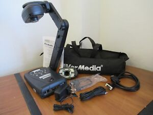 Avermedia Avervision 300af Poe3 3 2mp Overhead Document Camera Projector 7256f