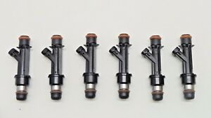 2000 05 Fuel Injectors Set For Buick chevy pontiac 3 8 25323972