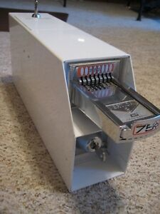 Greenwald Washer Dryer Coin Chute Cash Box Meter Timer Case Housing Whirlpool