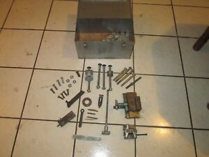 Ideal Midget Precision Grinder Commutator Repair Model 24 033b With Accessories