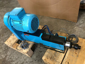 Suhner Monomaster Drill Unit Bem 12 9 With Motor
