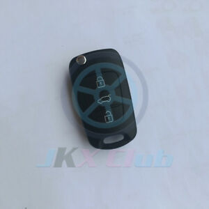 Fob Keyless Entry Remote Control Folding Key K Kit For Kia Sportage 2014 2015