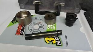 Greenlee Speed Punch Knockout Punch Set Hole Kit Lock 7212sp 1 1 2 Conduit Stud