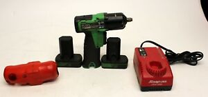 Snap on Power Drill Battery Powered Used Fast Free Ship