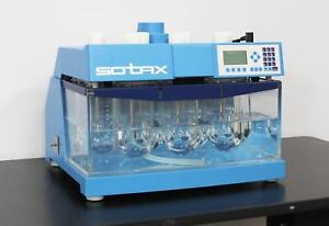 Sotax At 7smart Dissolution Testing System W 7 Dissolution Vessels And Probe
