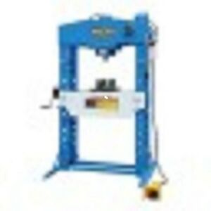 Baileigh Hsp 75a 75 Ton Air hydraulic Shop Press Free Shipping