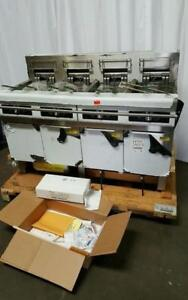 New Frymaster Model Fpre417sc Deep Fryer Never Used