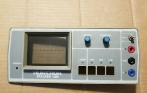 Huntron Tracker 1000 Front Panel