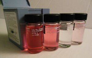 Hach Speccheck Secondary Gel Standards Chlorine Mr 0 2 1 5 And 3 5 2980500