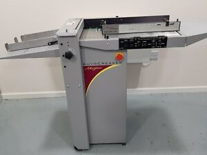 A Refurbished Morgana Auto Creaser Mark 2 On Behalf Of Paperfix Leeds