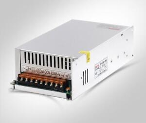 600w 48v 12 5a Adjustable Class D Amplifier Switching Power Supply ac220v
